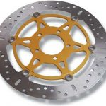EBC Replacement Front Brake Rotor (Disc)