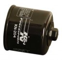 K&N Oil Filter (Rocket 3) Black Finish